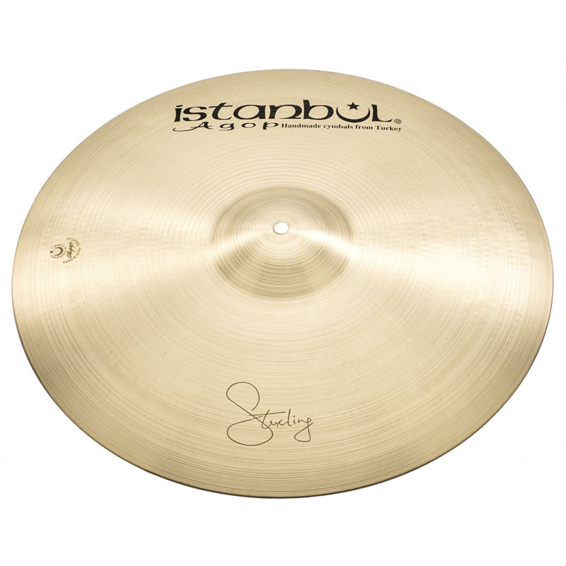 Istanbul Agop Sterling Series / Sterling Crash-Ride 20
