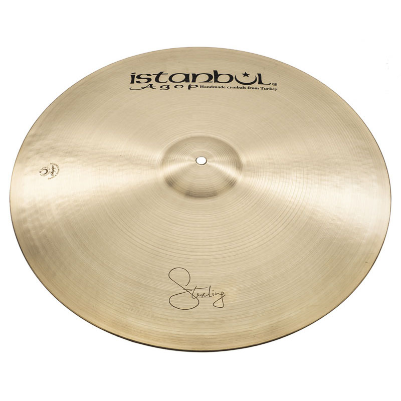 Istanbul Agop Sterling Series / Sterling Crash-Ride 22