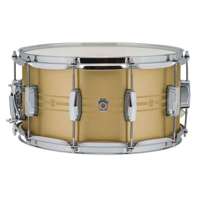Ludwig LBR0714 [Heirloom Brass Snare Drum / 14