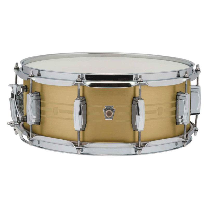 Ludwig LBR5514 [Heirloom Brass Snare Drum / 14
