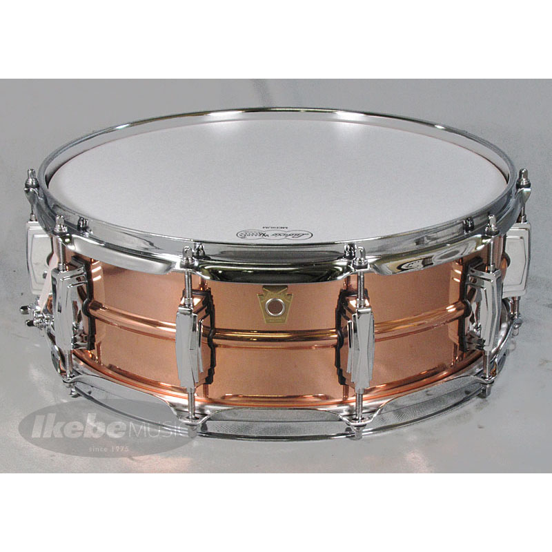 """Ludwig LC660 [Copper Phonic Series / 14""""×5""""] 【店頭展示チョイキズ特価品】"""