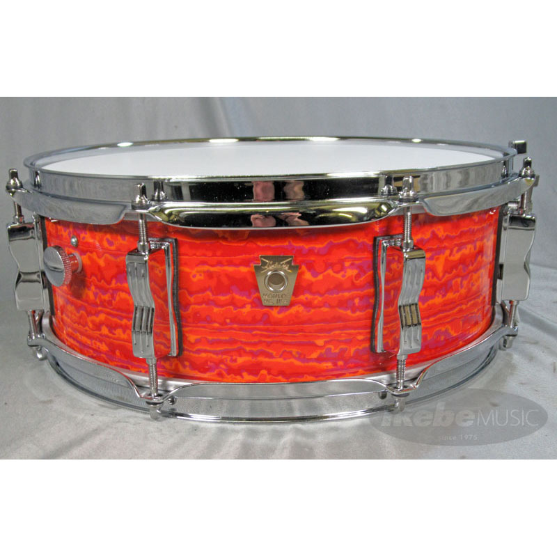 Ludwig LS401XX518 [Mod Orange Covering / Jazz Festival (8 Tention & Internal Tone Control)]【Celebrating the 50th year of Mod Orange Reissue】