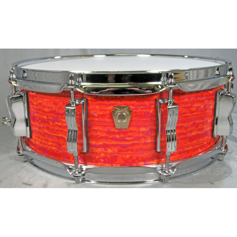Ludwig LS401XX51 [Mod Orange Covering]【Celebrating the 50th year of Mod Orange Reissue】