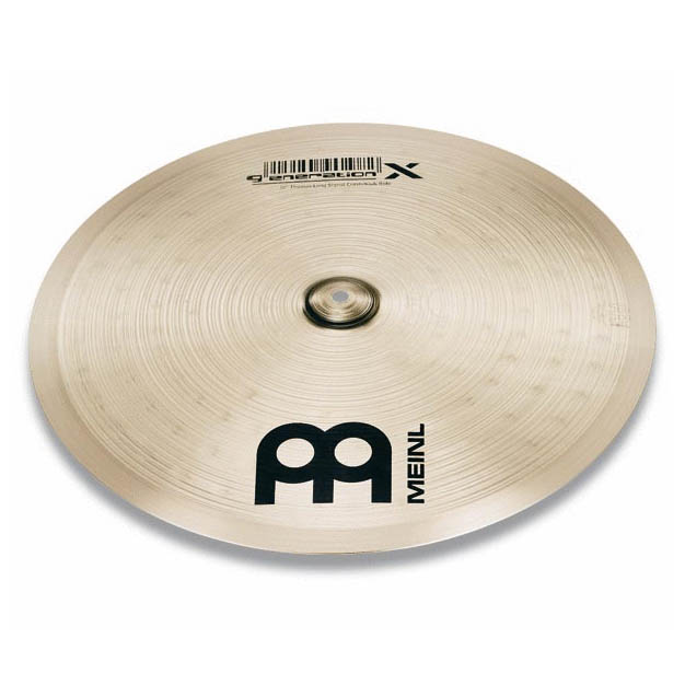 "MEINL GX-18SC [generation X / Tohmas Lang ""Tom's Becken"" Signal Crash/Klub Ride 18 inch] 【店頭展示チョイキズ特価品】"