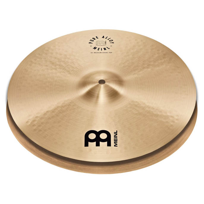 MEINL PA14MH [Pure Alloy Series / Medium HiHat 14
