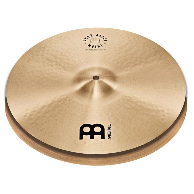 MEINL PA15MH [Pure Alloy Series / Medium HiHat 15