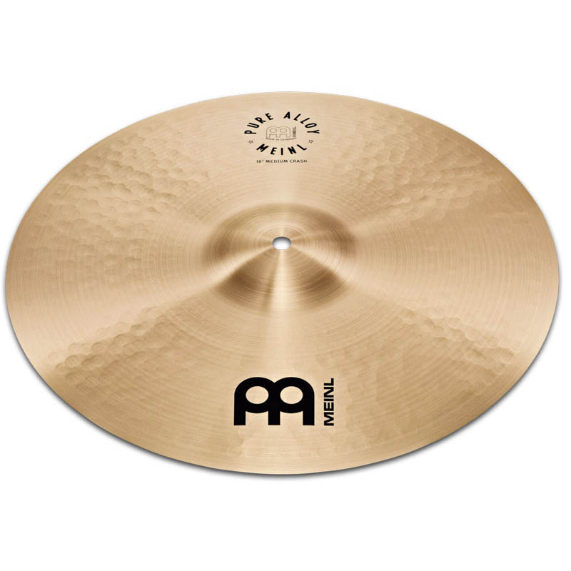 MEINL PA18MC [Pure Alloy Series / Medium Crash 18
