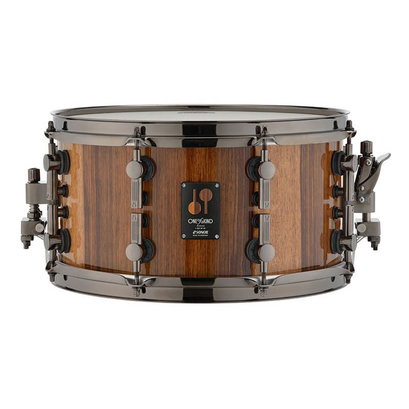 "SONOR OOAK18-1307SDW MA [2018:One of A Kind Snare Drum - ""Mango""] 【SONOR初の Hybrid-Shell:Maple/Beech】 【全世界99台限定】"