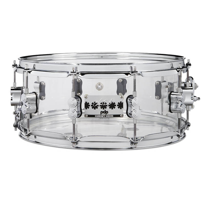 pdp by DW PA-PDSN0614SSCS [CHAD SMITH SIGNATURE SNARE DRUMS]
