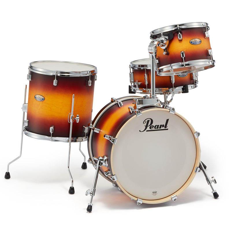 Pearl DMP984P/C #225 [Decade Maple Bop Club Kit / Classic Satin Amburst]