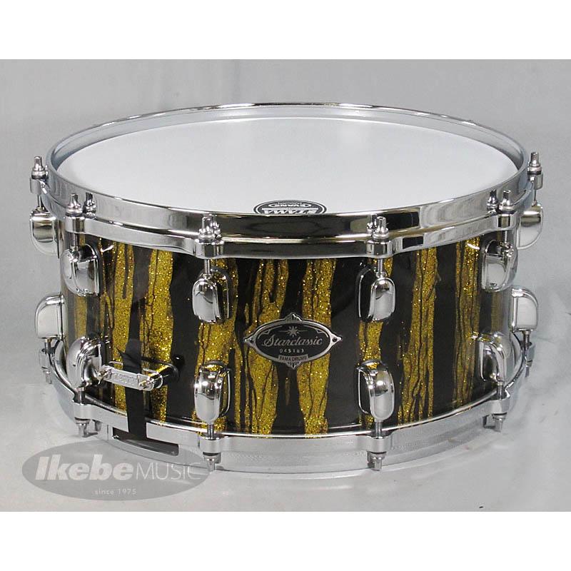 TAMA PLS65-GSZ (Golden Sky Blaze) [Starclassic Performer B/B 14