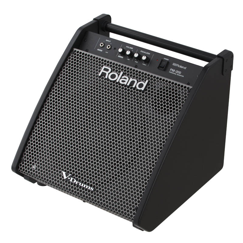Roland PM-200 [Personal Monitor for V-Drums] 【11月下旬入荷予定】【ikbp5】