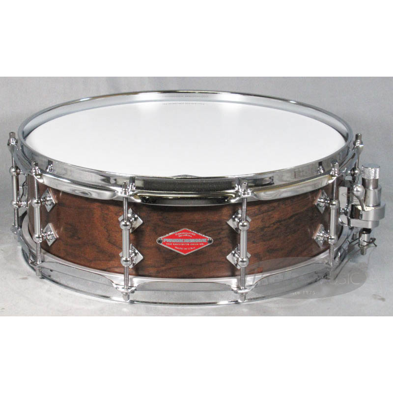 Craviotto Peruvian Walnut Solid-Shell 14