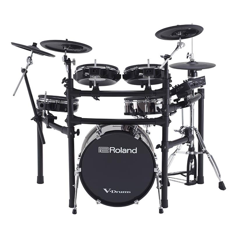 Roland TD-25KVX [V-Drums Kit] + KD-180 [Bass Drum] + MDS-9SC [Drum Stand] 【ikbp5】