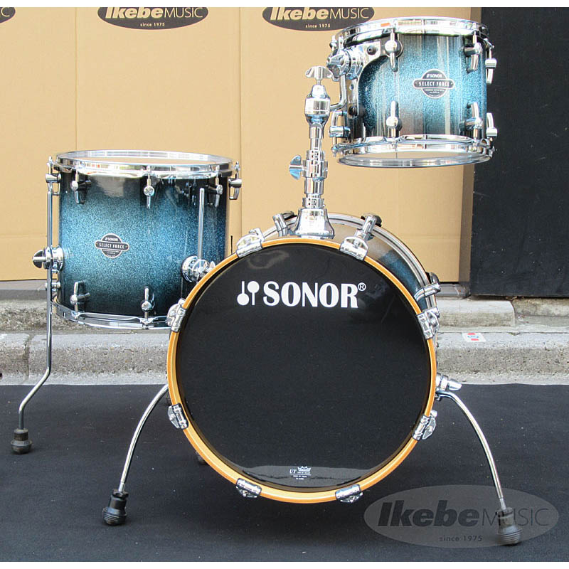 SONOR SEF11J-BLGS Select Force JUNGLE 【TT10