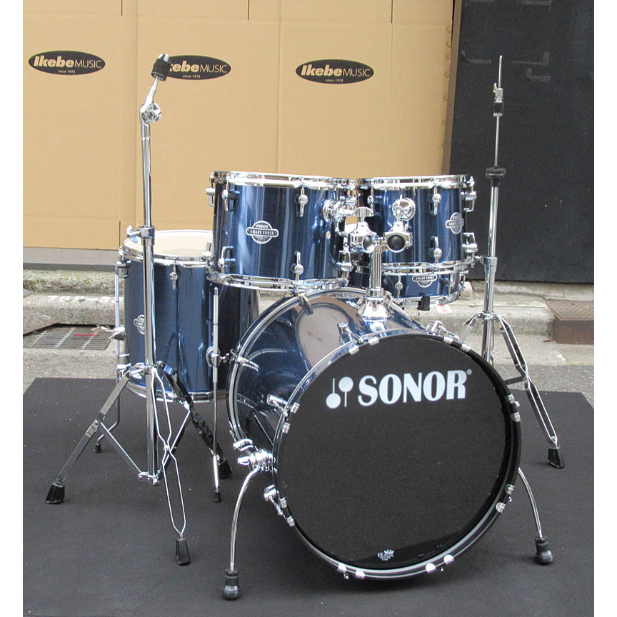 SONOR SMF11ST BBL ~Smart Force STUDIO / Brushed Blue~ 【TT10