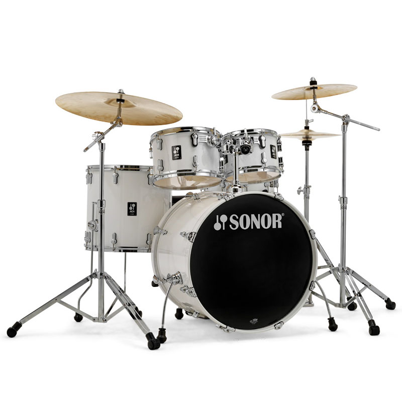 "SONOR AQ1 STAGE AQ1SG [BD22""・FT16""・TT10""&12""・SD14"" with ハードウェア] 【お取り寄せ品】"
