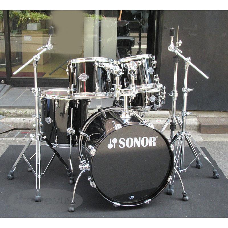 SONOR SEF11ST PB ~Select Force STUDIO / Piano Black~ 【TT10
