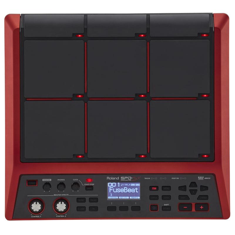 Roland SPD-SX SE Special Edition [Sampling Pad] 【ikbp5】