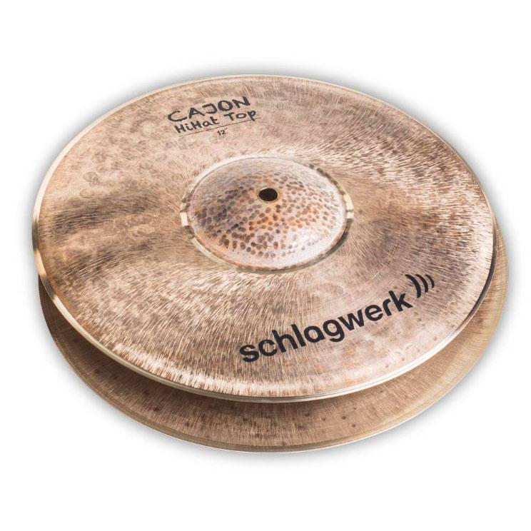 Schlagwerk Percussion SR-CCH12 [Cajon HiHat 12