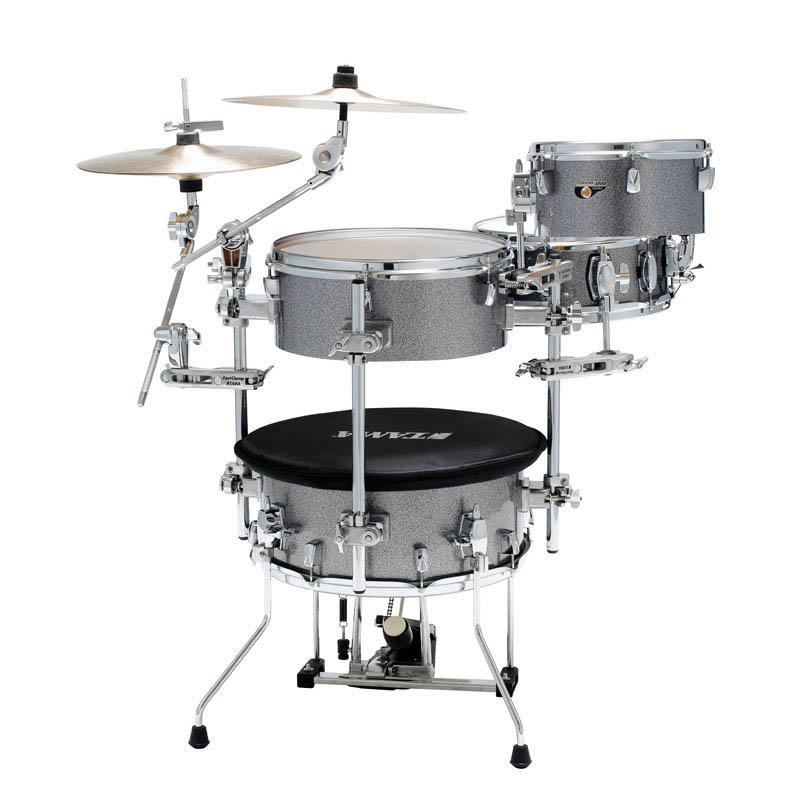 TAMA CJB46C-GXS [Cocktail-JAM Series / Cocktail-JAM Drum set] 【台数限定!ドラムスローン&スティック・サービス!】
