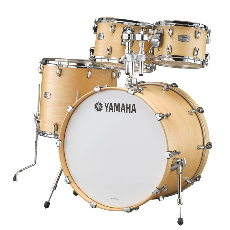 YAMAHA TMP2F4BTS [Tour Custom / All Maple Shell Drum Kit / BD22, FT16, TT12&10, ダブルタムホルダー付属/ バタースコッチサテン]