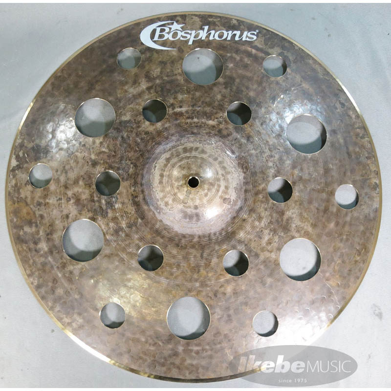 "Bosphorus Turk Series Fx18 Crash Cymbal 18"" [Gold Back Finish]【ドラムステーション・カスタムオーダー!】"