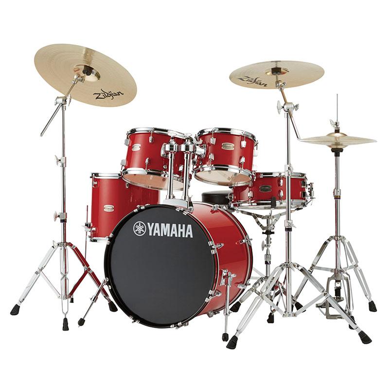 YAMAHA RDP0F5 + HW680W + DS550U + Zildjian Planet Z Box set [ライディーン (RYDEEN) ・ドラムセット / 20