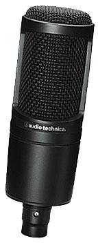 コンデンサーマイク 新作 人気 audio-technica 即納可能 AT2020 まとめ買い特価
