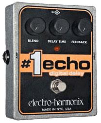 Electro Harmonix #1 Echo 【期間限定新品特価!】