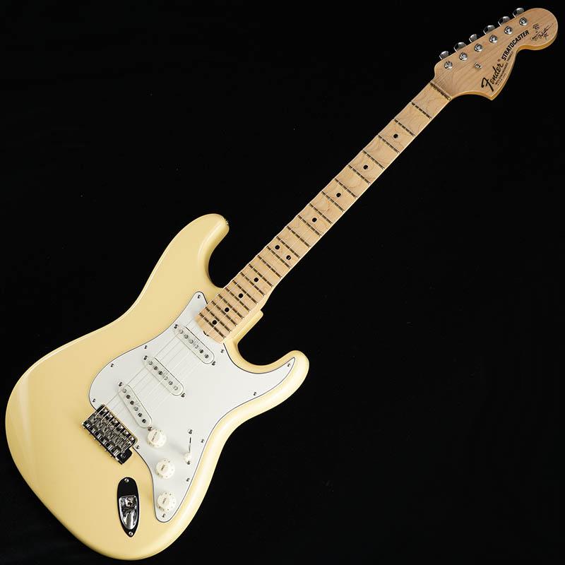 Fender Custom Shop Artist Series Yngwie Malmsteen Signature Stratocaster Vintage White Scalloped Maple Fingerboard ikbp5