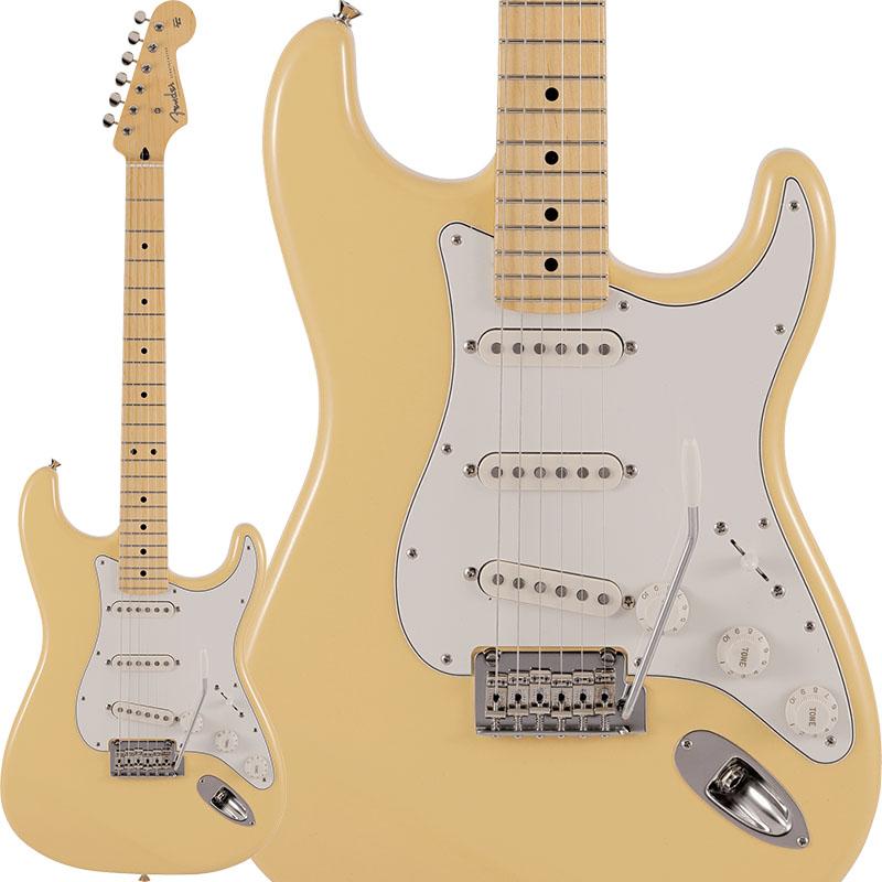 エレキギター Fender フェンダー 2021 Collection Made in Japan Hybrid 期間限定特別価格 休み II ストラトキャスター Stratocaster Vintage White Maple 新品 ikbp5