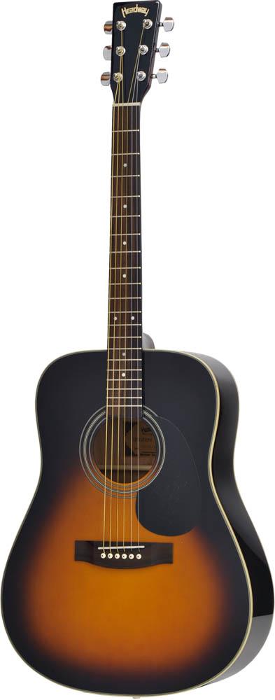 アコースティックギター ☆驚愕の64%OFF☆ 贈与 HEADWAY ヘッドウェイ UNIVERSE SERIES SB 本数限定超特価プライス 舗 HD-25