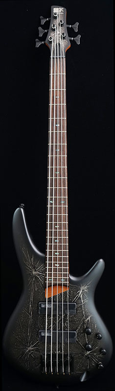 Ibanez SR505B-SAT [Ikebe Order Model] 【非売品クリップチューナープレゼント】
