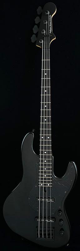 "Artisan Bass Works Classic Series True-Tone 4strings ""All Black"" 24F (Black/Ebony) 【USED】 【中古】"