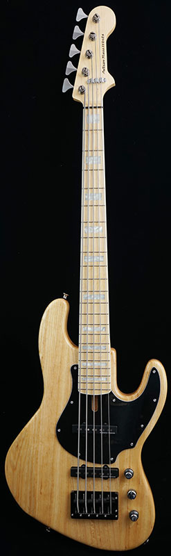 Artisan Bass Works Classic Series True-Tone 5strings (Natural/Maple) 【USED】 【中古】
