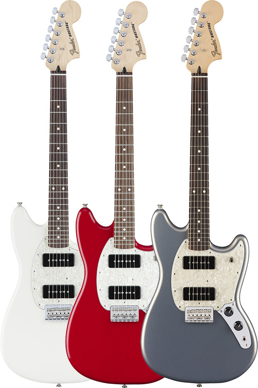 Fender Mustang 90 [Made In Mexico] 【限定タイムセール】