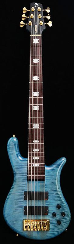 Spector Euro 6 LX (Bahama Blue Gloss) 【限定タイムセール】