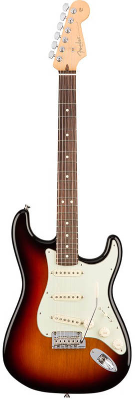 Fender American Professional Stratocaster (3-Color Sunburst/Rosewood) [Made In USA] 【ikbp5】
