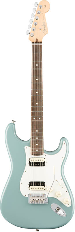 Fender USA] American Professional Stratocaster HH Shawbucker (Sonic Professional Gray HH/Rosewood) [Made In USA]【特価】, オイダ額椽:9325cef0 --- data.gd.no