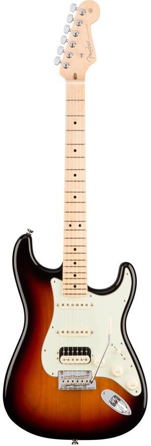 Fender American Professional Stratocaster HSS Shawbucker (3-Color Sunburst/Maple) [Made In USA] 【ikbp5】