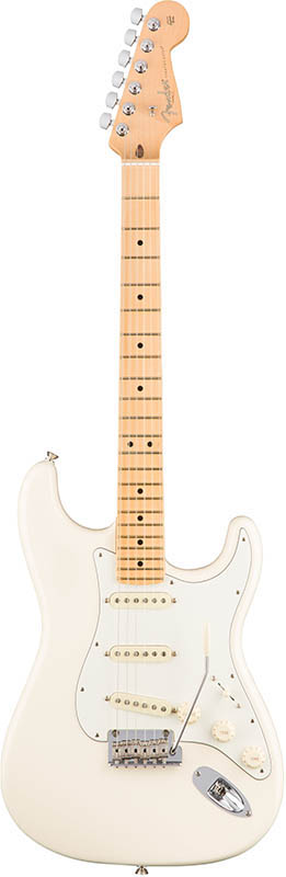 Fender American Professional Stratocaster (Olympic White/Maple) [Made In USA] 【ikbp5】