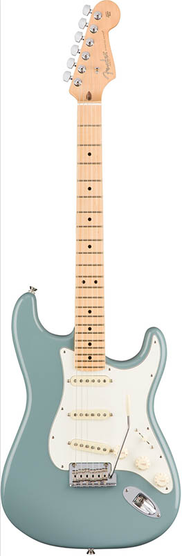 Fender American Professional Stratocaster (Sonic Gray/Maple) [Made In USA] 【ikbp5】