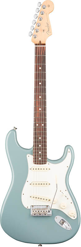Fender American Professional Stratocaster (Sonic Gray/Rosewood) [Made In USA] 【ikbp5】