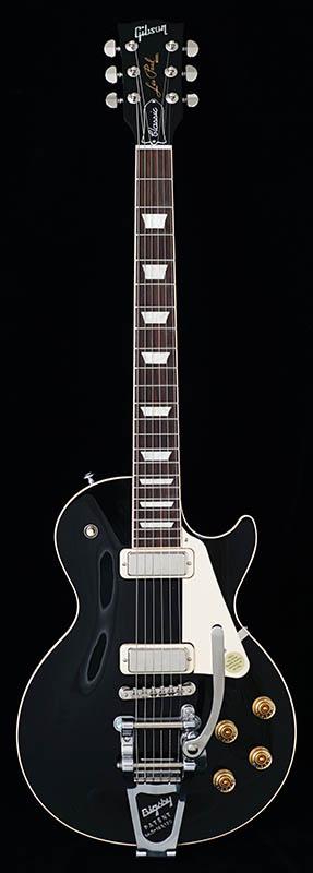 Gibson Les Paul Classic Bigsby MiniHum 2017 Proprietary (Ebony) [Gibson USA 2017 Models] 【本数限定アウトレット超特価】