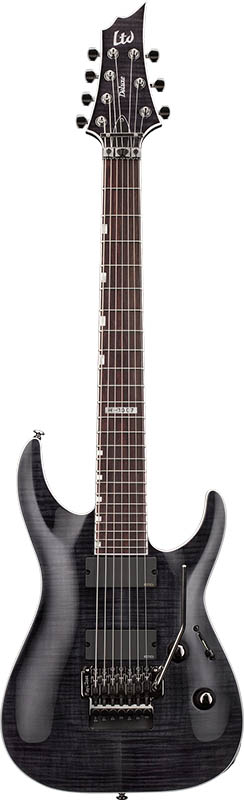 LTD H-1007FR (See Thru Black) 【受注生産品】
