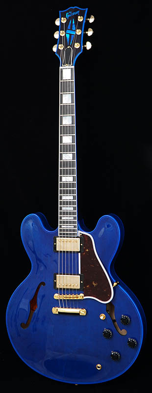 Gibson Custom Shop Limited Edition 50's ES-355 / Blue Widow [Nashville Made] 【特価】