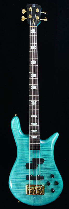 Spector Euro 4 LX (Peacock Blue Gloss) 【特価】
