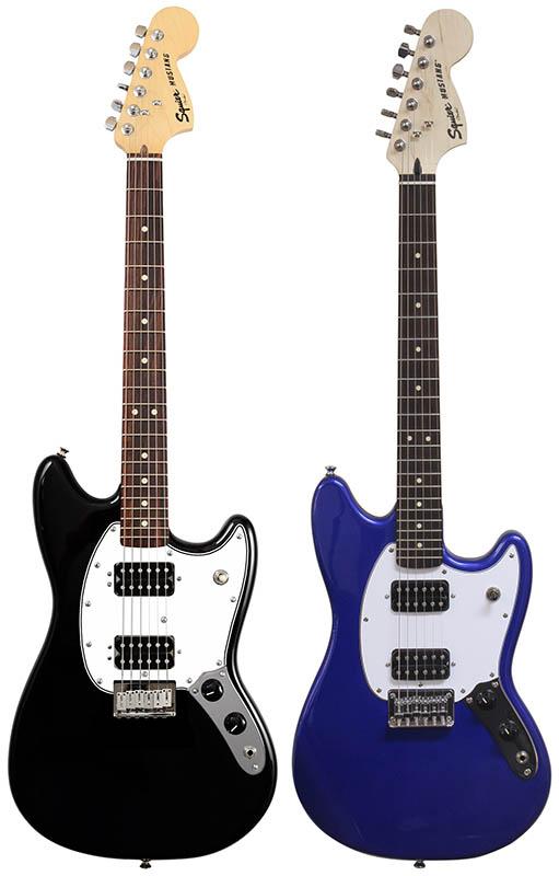 Squier by Fender Bullet Mustang HH 【新製品ギター】 【ikbp5】