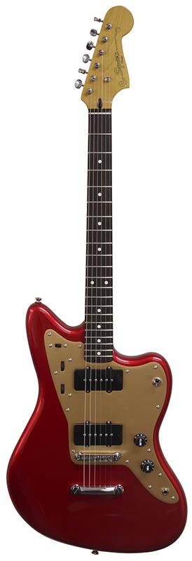 Squier by Fender Deluxe Jazzmaster ST 【新製品ギター】 【ikbp5】